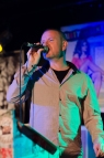 Phil Nye: lead singer