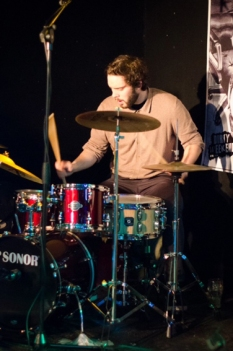 "Chris ""CREEDA"" Kirkham: drums"