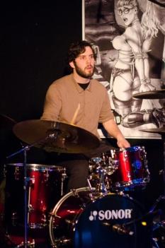 "Chris ""CREEDA"" Kirkham: drums"